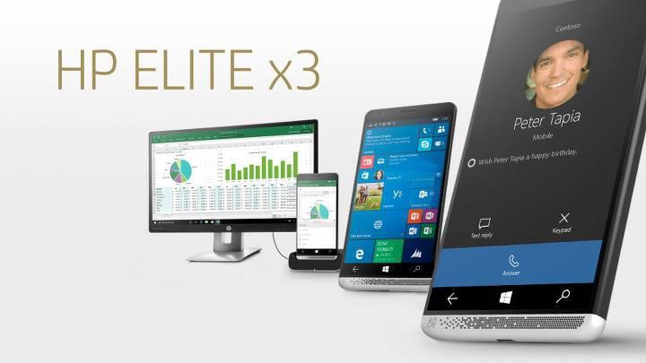 HP Elite X3, ülkemizde de satışa sunulacak