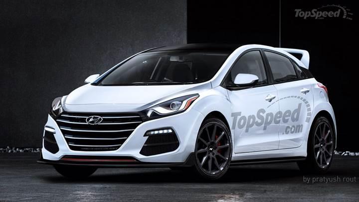 Performans odaklı Hyundai i30 N kamuflajlı olarak görüntülendi