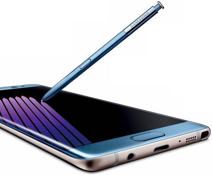 Samsung Galaxy Note 7 bu defa kalemiyle görüntülendi