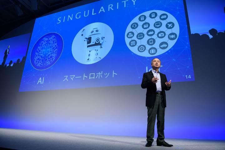 Softbank: ARM ile gelişmiş yapay zeka konusunda önemli adımlar atacağız