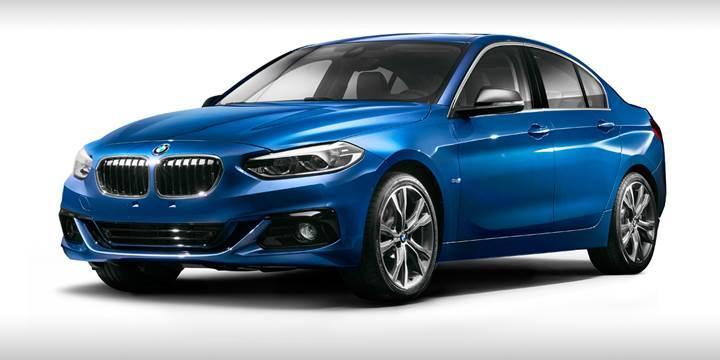 BMW 1 Serisi Sedan resmiyet kazandı