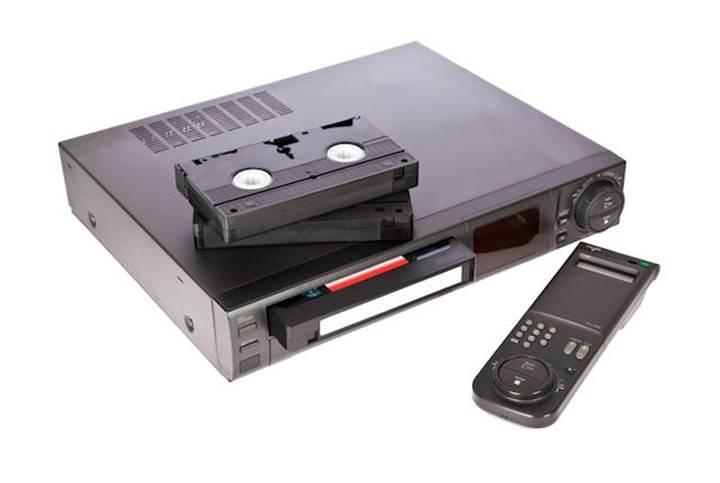 VHS standardı tarihe karışıyor