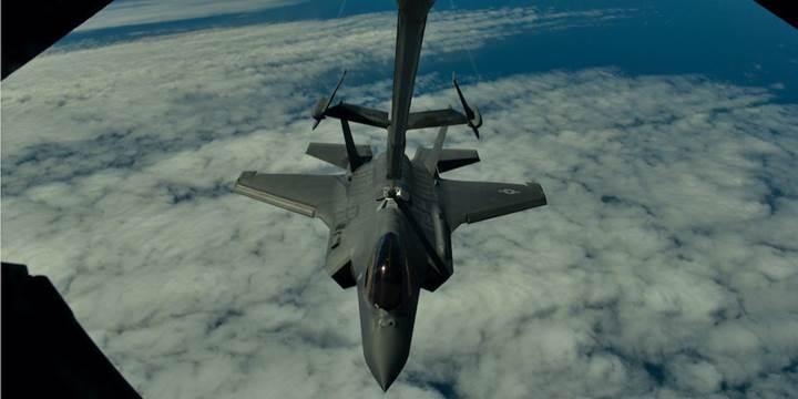 F-35'ler sonbaharda IŞİD hedeflerine saldırabilirler