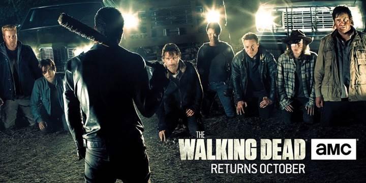 The Walking Dead'in 7.sezonundan ilk fragman yayınlandı