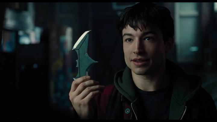 Justice League filminden ilk fragman geldi