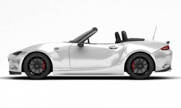 Bir sonraki Mazda MX-5 daha hafif ve verimli olacak