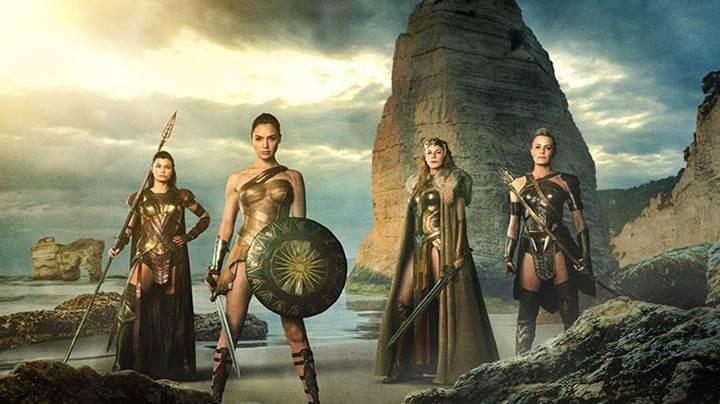 Wonder Woman filminin ilk fragmanı yayınlandı