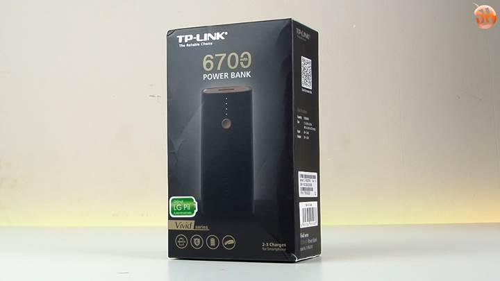 TP-Link'in yeni seri ViVid 6700mAh powerbank'ini inceliyoruz