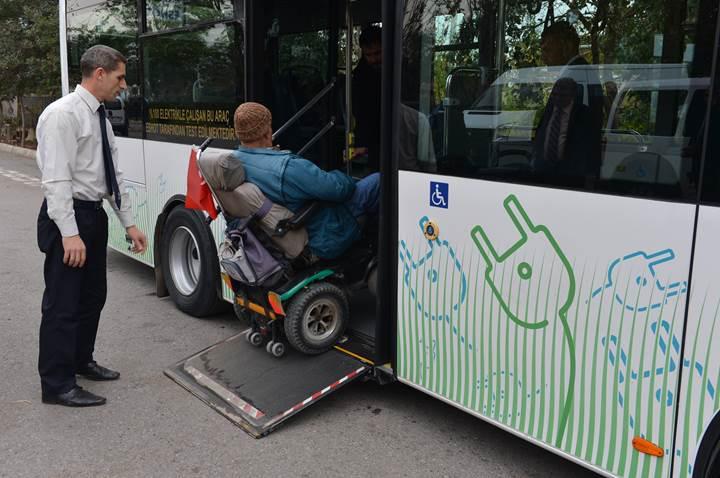 Türkiye'de şehir içi ulaşımda elektrikli otobüs dönemi
