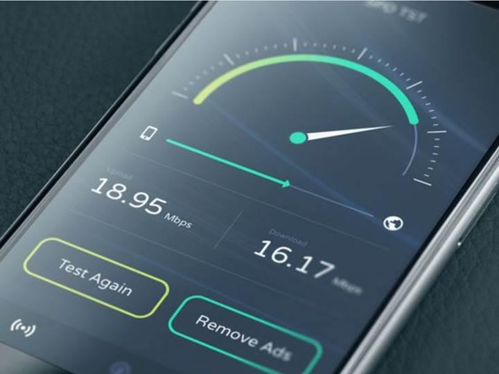 Google arama sonucunda internet hızınızı ölçmeye başlıyor