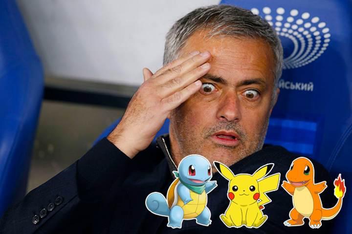 Jose Mourinho oyuncularına Pokemon Go'yu yasakladı