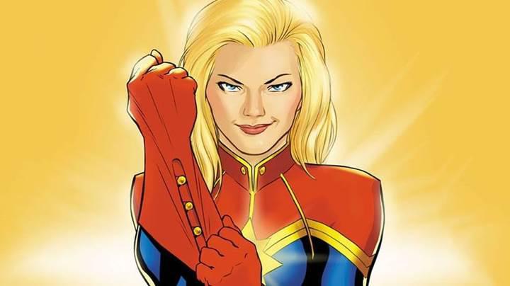 Captain Marvel'i kimin canlandıracağı belli oldu