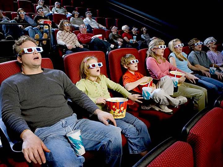 Artık sinemada gözlük takmadan da 3D film izleyebileceğiz