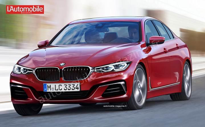 BMW 2020 yılında Tesla Model 3 rakibi elektrikli 3 serisini piyasaya sürebilir