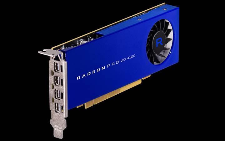 AMD'den 1TB SSD'li Radeon Pro SSG ekran kartı