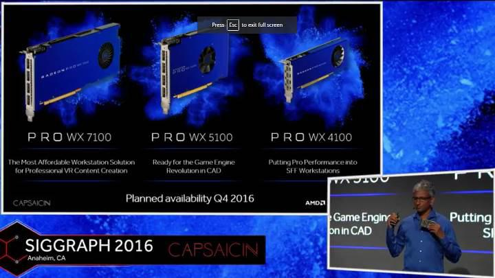AMD, iş istasyonları segmentinde çıtayı yükseltiyor
