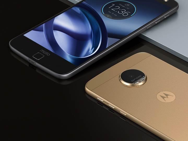 Motorola resmen Türkiye'ye geliyor: Moto Z, Moto G4 ve dahası...