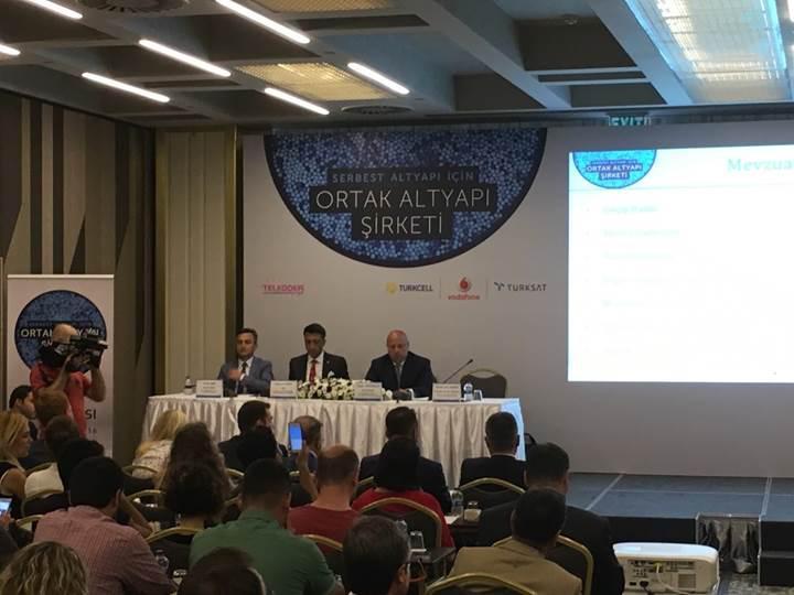 Turkcell, Vodafone ve Türksat dev bir işbirliğine girişiyor