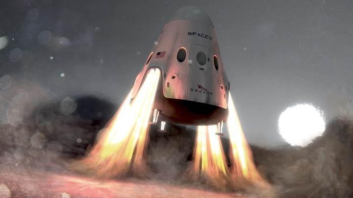 Mars'a gitmenin maliyeti ne? İşte SpaceX'in harcayacağı para