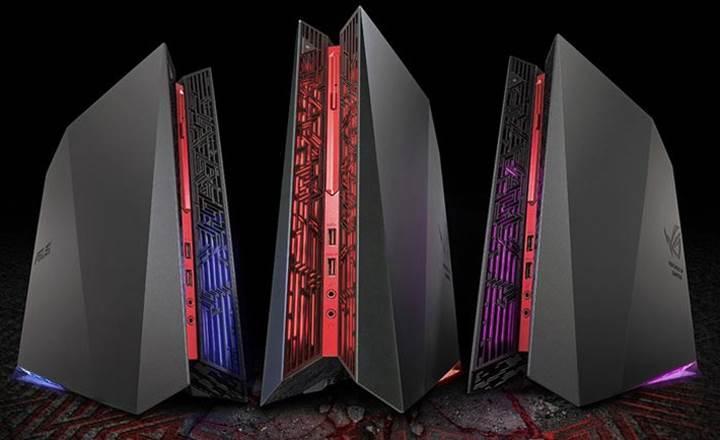 Asus ROG serisi, GTX 1000 ekran kartları ile yenileniyor