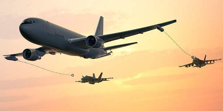 ABD yeni tanker uçakları deniyor: KC-46A Pegasus son testleri başarıyla geçti
