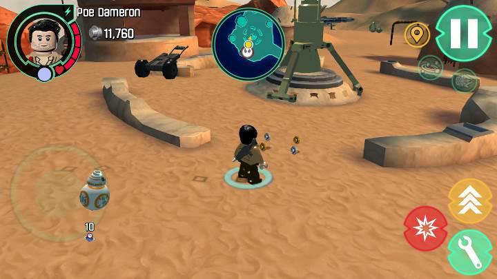 Lego Star Wars: Güç mobilde uyanıyor