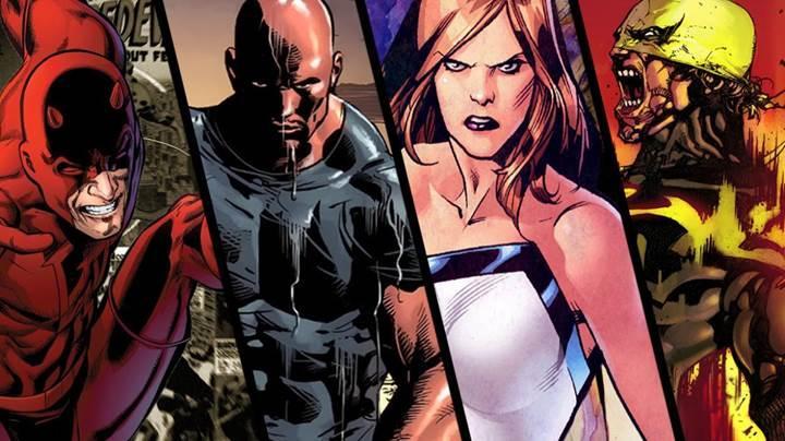 Netflix, Marvel dizilerine yenilerini eklemeyi planlıyor