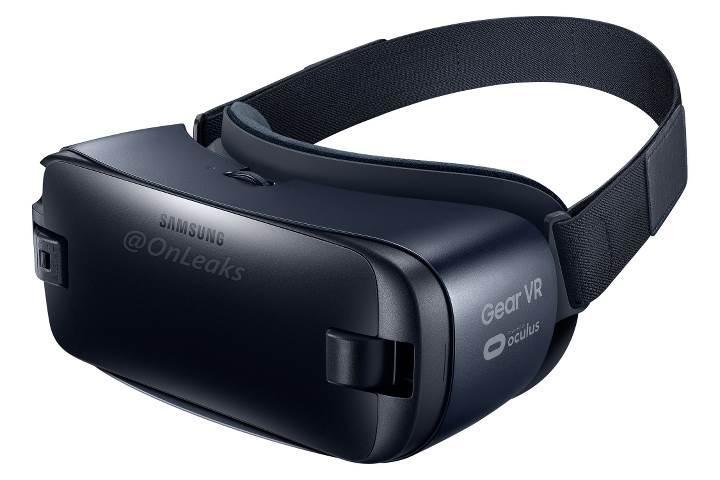 Yeni Galaxy Note 7 görselleri ve Gear VR gözlüğü karşınızda