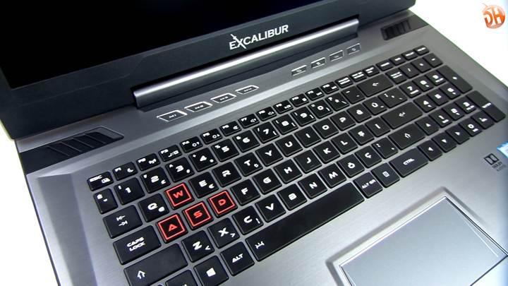 Excalibur G800
