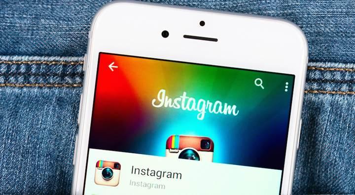 Instagram'da artık