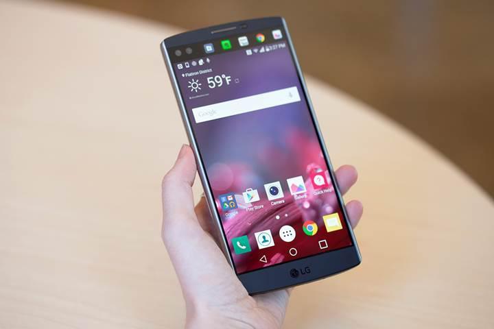 Resmi Bilgi: LG V20, Android 7.0 ile birlikte Eylül ayında geliyor