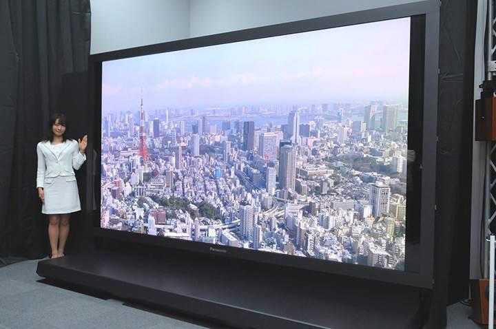 Japonya'da dünyanın ilk 8K televizyon yayını başlıyor
