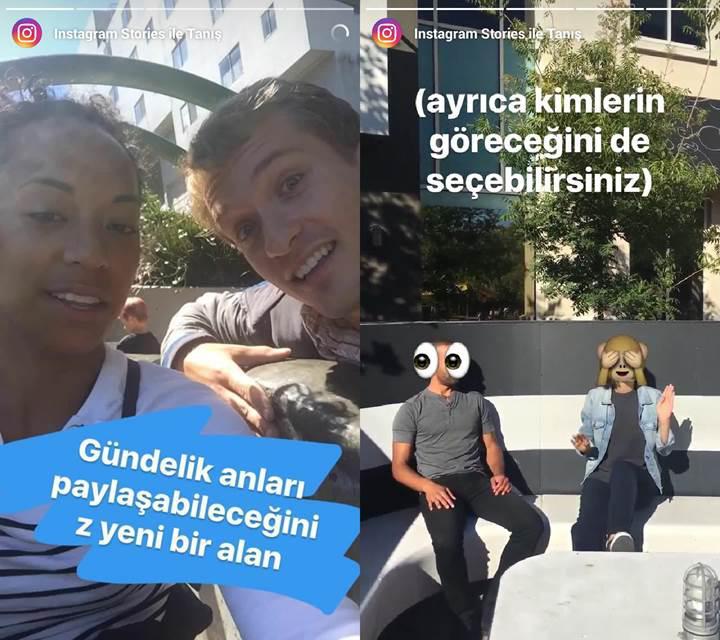 Instagram yeni
