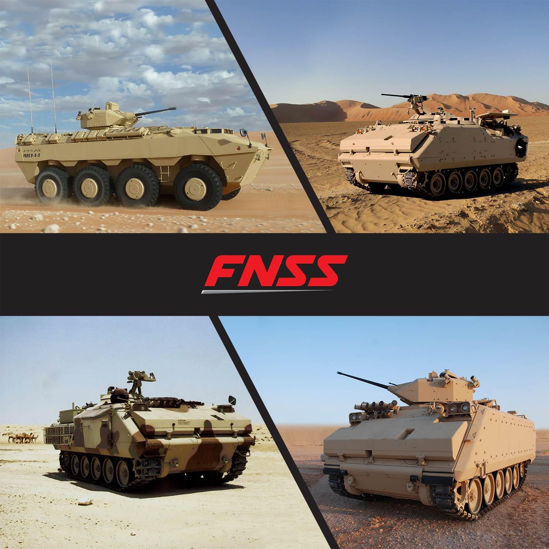 Türk Savunma Sanayii Orta Doğu'da güçleniyor