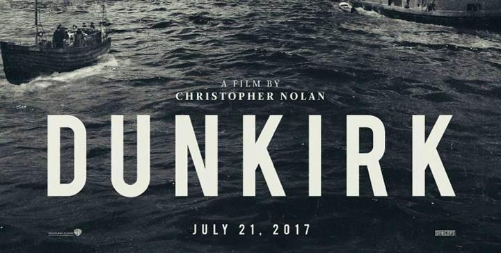 Christopher Nolan'ın yeni filmi Dunkirk'ten ilk tanıtım videosu geldi