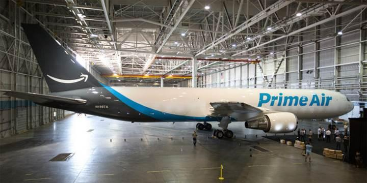 Amazon, kendi kargo uçak filosunu kuruyor
