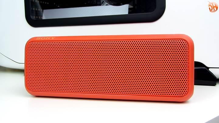 Sony SRS-XB3 'Ekstra Bass' bluetooth hoparlörü inceliyoruz