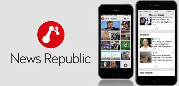 News Republic platformu satılıyor