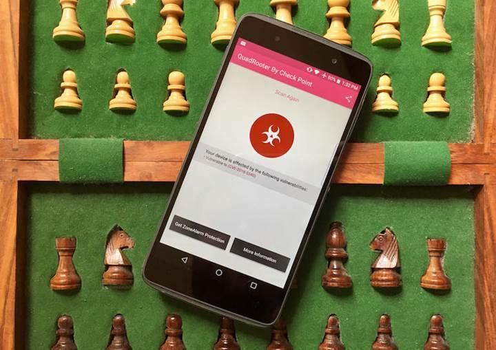 Yeni bir güvenlik açığı, 900 milyon Android cihazını etkiliyor