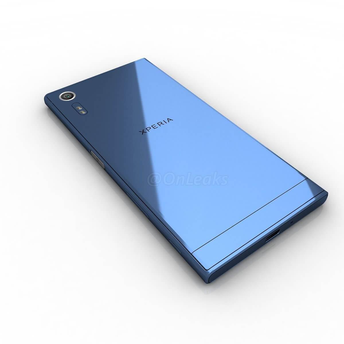 Sony Xperia XR detaylanıyor