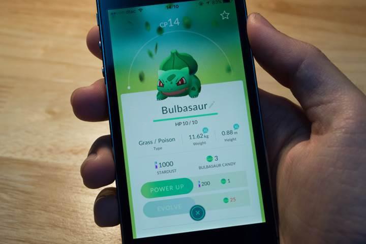 Pokemon Go, ilk ay gelir rekorunu kırdı