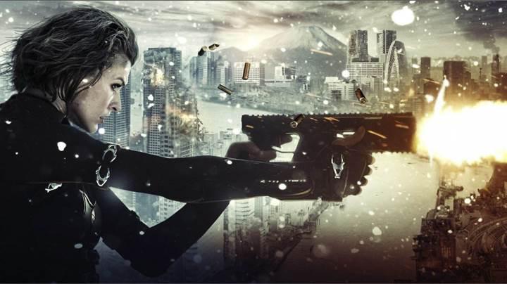Resident Evil: The Final Chapter'ın ilk fragmanı yayınlandı