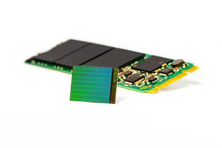Micron 3D NAND bellekler, telefonlara geliyor