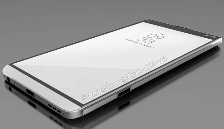 LG V20 ses konusunda iddialı geliyor