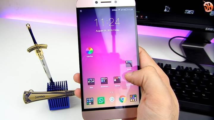 LeEco Le Pro 2 'Tasarım ve Kamerada Döktüren' telefonu inceliyoruz