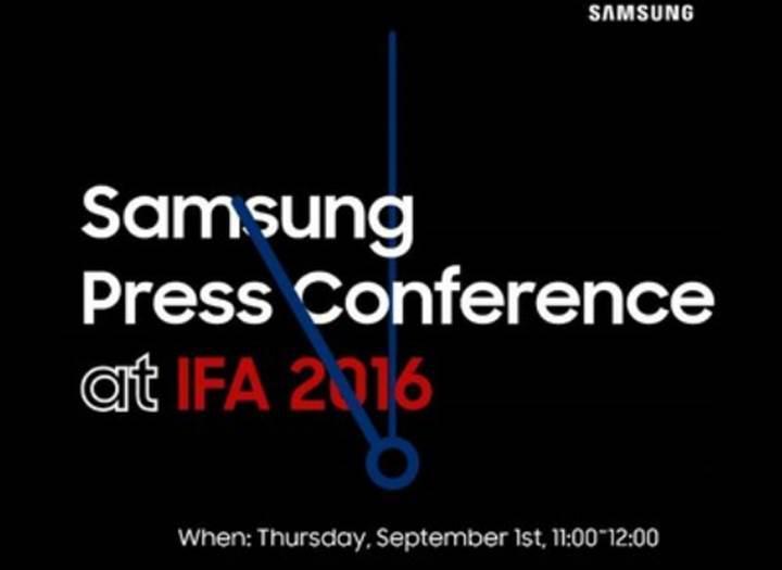 Samsung, Gear S3 davetiyelerini yollamaya başladı