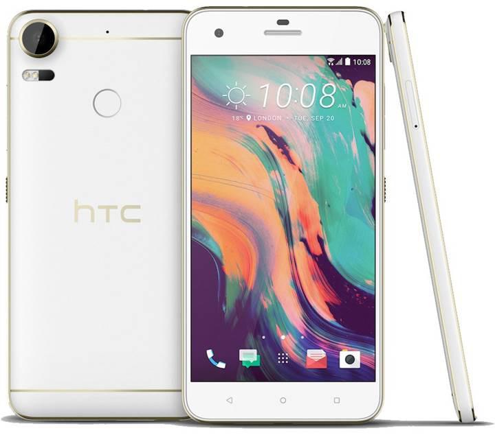 HTC Desire 10 Lifestyle ve Pro sızdırıldı