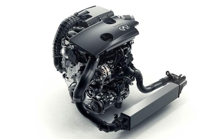 Infiniti'den değişken sıkıştırmalı geleceğin turbo motoru: VC-T