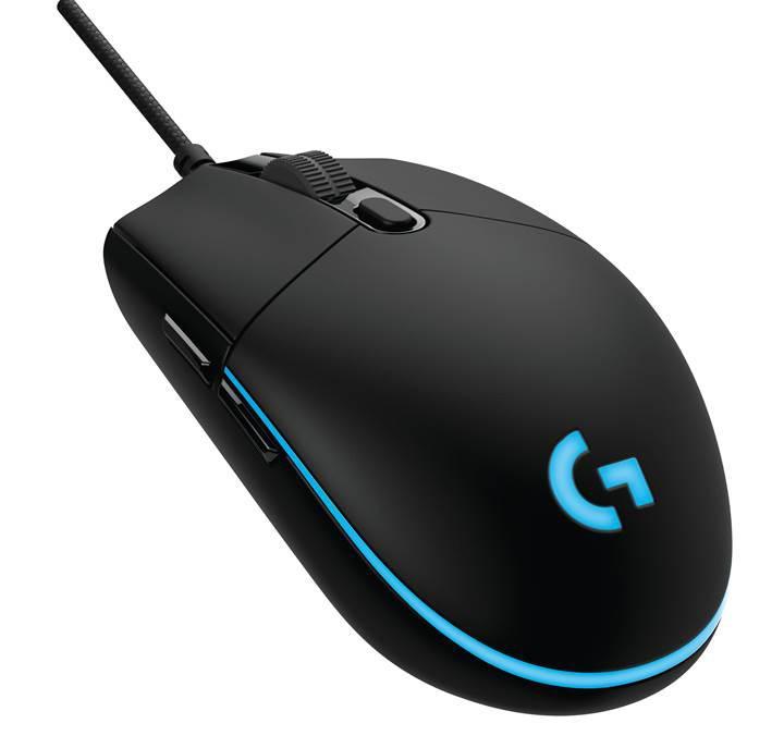 Logitech G'den eSpor oyuncularına özel ekipman: Pro Gaming Mouse