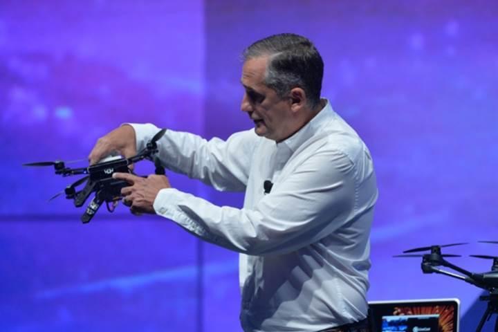 Intel'den geliştiricilere özel uçuşa hazır drone: Aero